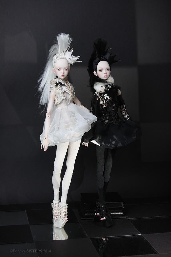Royals Popovy Sisters